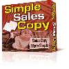 Thumbnail Simple Sales Copy - With Master Resell Rights -  Instantly Generate Cash-Producing Sales Copy