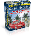 Desktop Adsense Cash Machine - Automated Tool Creat Google Adsense Content Websites Resale Rights