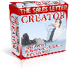 Thumbnail Sales Letter Creator- Format Sales Letter and Build Websites