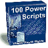 Thumbnail 100 Power Scripts- With Resell Rights - Contains A Whopping 114 Scripts