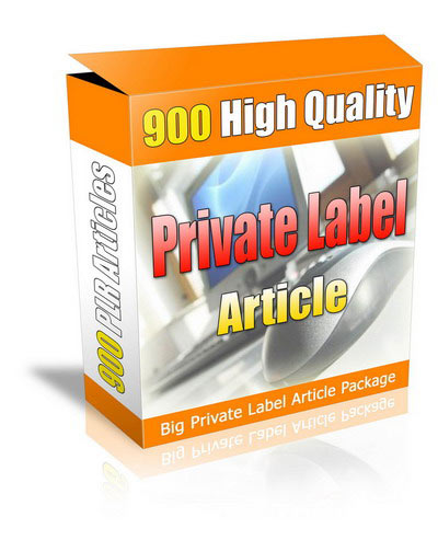 Product picture 900  Private Label Rights Articles - Create Hot-selling Information Product Without Writing From Scratch