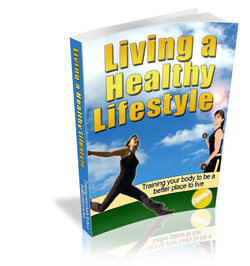 Product picture *NEW* Living A Healthy Lifestyle With Master Resell Rights