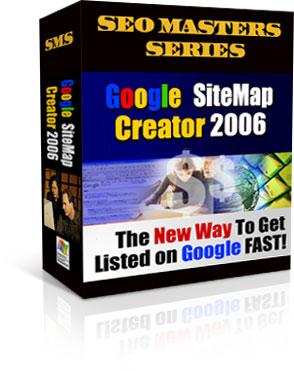 Product picture Google SiteMap Creator With Resell Rights