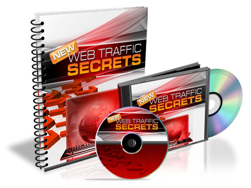 Product picture *NEW* Web Traffic Secrets Video Tutotials Generating Hordes Of Traffic With Powerful Web 2.0 Techniques